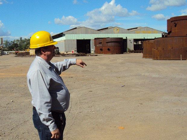 Caldeiraria Industrial em Minas Gerais
