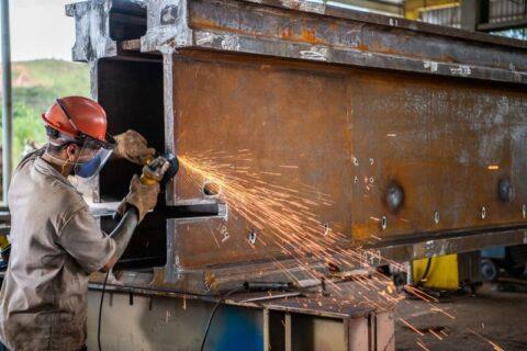 Fabricante de estruturas metálicas