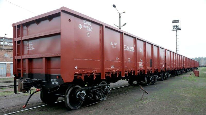 Reforma de Vagões Ferroviários